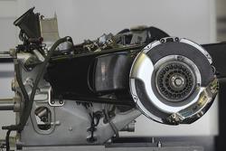 WilliamsF1 Team, FW30, Gearbox detay
