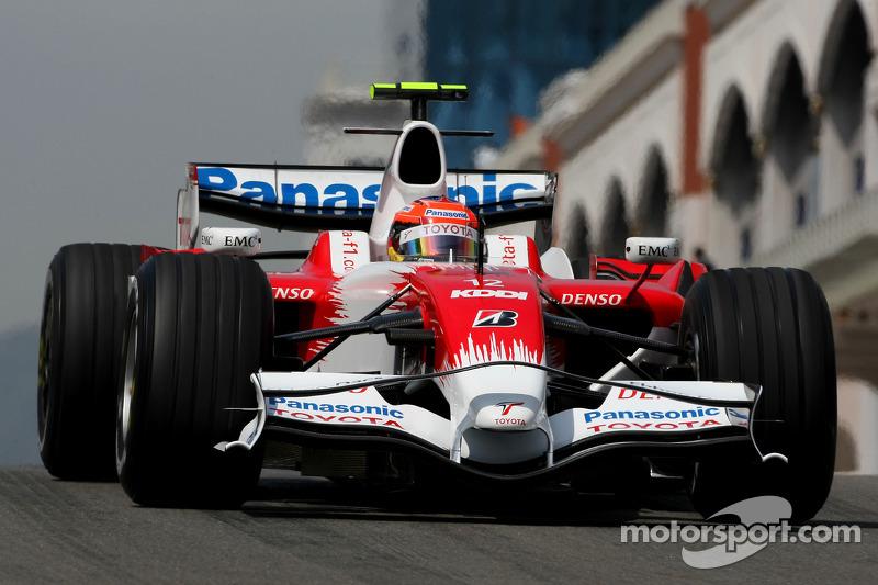 Timo Glock: 91 Grand Prix'nin 14'ünden puanla ayrıldı