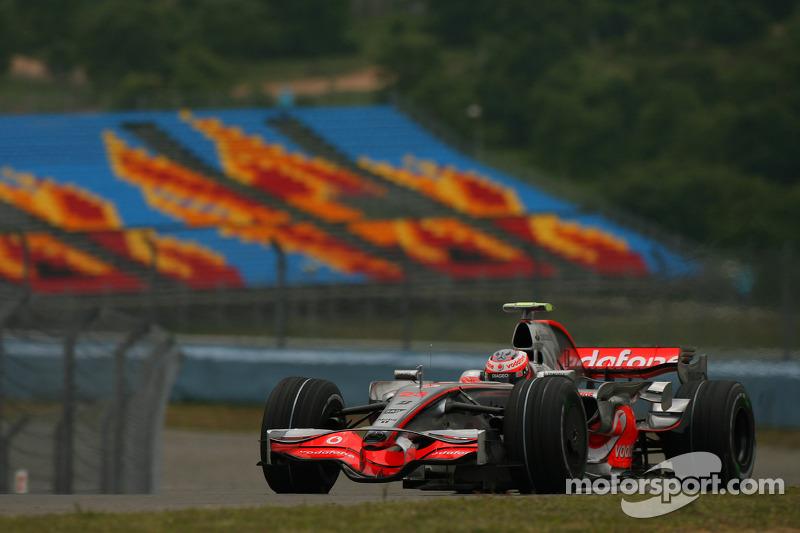 Heikki Kovalainen - 3 puan