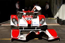 Horag Racing, Porsche RS Syder