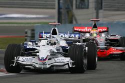 Nick Heidfeld, BMW Sauber F1 Team, F1.08