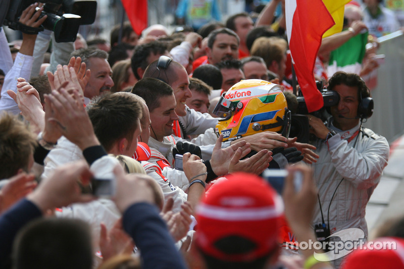 2. Lewis Hamilton