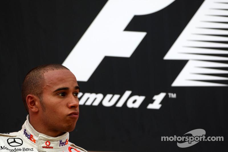 Podyum: Lewis Hamilton