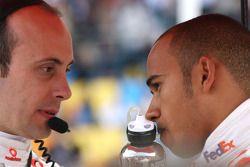 Lewis Hamilton, McLaren Mercedes