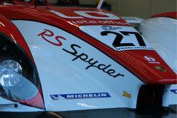 #27 Horag Racing Porsche RS - Spyder