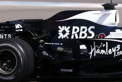 Williams FW30 cover motor detay