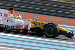 Lucas Di Grassi Test Driver, Renault F1 Team