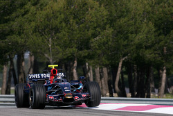 Sebastian Vettel, Scuderia Toro Rosso with STR03