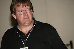 Team owner, Greg Beck