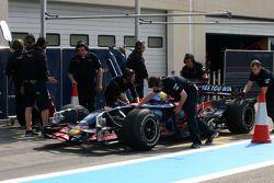 Sebastien Bourdais, Scuderia Toro Rosso ve STR03