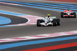 Jenson Button, Honda Racing F1 Team, Adrian Sutil, Force India F1 Team