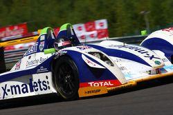 #18 Rollcentre Racing Pescarolo - Judd: Vanina Ickx, Joao Barbosa