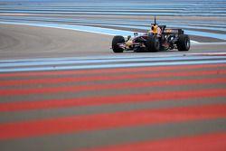 Sebastien Buemi, Test Pilotu, Red Bull Racing- Formula 1 testi