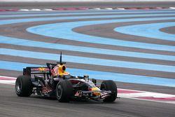 Sebastien Buemi, Piloto de Pruebas, Red Bull Racing