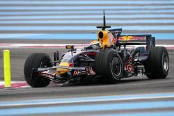 Sebastien Buemi, Test Pilotu, Red Bull Racing