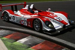 Horag Racing Porsche RS – Spyder : Jan Lammers, Didier Theys, Fredy Lienhard