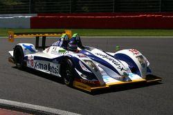 #18 Rollcentre Racing Pescarolo - Judd: Vanina Ickx, Joao Barbosa; Vanina Ickx au volant