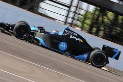 Funkenflug: Danica Patrick, Andretti Green Racing, Honda