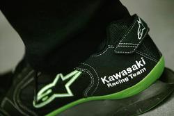 Kawasaki Racing zapato