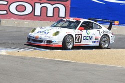 #27 O'Connel Racing Porsche GT3 Cup: Kevin O'Connel, Kevin Roush