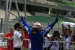 Ryuichi Nara wins Round 5