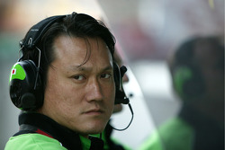 Naoya Kaneko, directeur technique Kawasaki