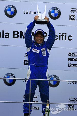 Ryuichi Nara (Team E-Rain) wins Round 7