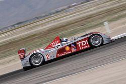 L'Audi R10 TDI Power N°2 de Lucas Luhr et Marco Werner
