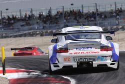 #18 VICI Racing Porsche 911 GT3 RSR: Nicky Pastorelli, Ruben Carrapatoso, Francisco Pastorelli