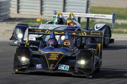 Andretti Green Racing Acura ARX-01B : Bryan Herta, Christian Fittipaldi