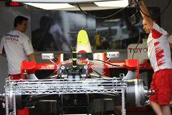 Toyota F1 Team, TF108