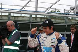 Sergio Perez is delighted with his third win of the season
