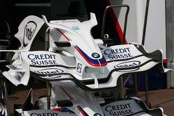 Frontflügel, BMW Sauber F1 Team