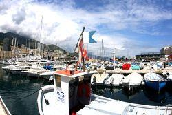 Atmosphère de Monaco