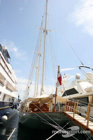 Boats in the port, Xarifa