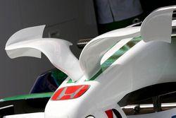 Honda Racing F1 Team, detail, wings