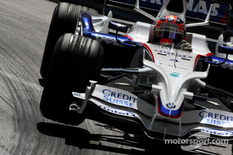 BMW Sauber F1.08 von 2008