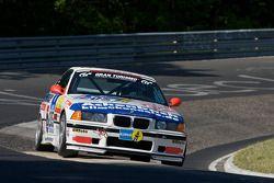 BMW M3 : Christian Leutheuser, Benedikt Frei, Wolfgang Kudrass