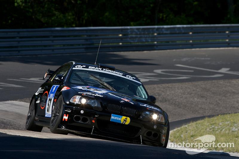 #57 BMW M3 E46 CSL: Patrick Kentenich, Wolfgang Miksch at ...
