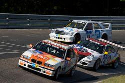 BMW M3 E46 : Timo Schupp, Werner Gusenbauer, Andreas Herwerth