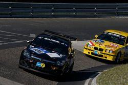 #108 Opel Astra: Werner Gloyna, Sebastian Kamps, Dirk Bättgen