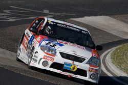 #13 Osborne Motorsport Toyota Corolla: Colin Osborne, Stuart Jones, Ian Sherrin