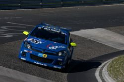 #105 Opel Astra GTC: Martin Karlhofer, Christian Bach, Alexander Plenagl, Kurt Wenger
