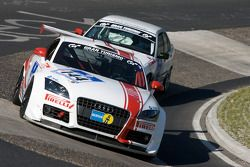 #144 Audi TT: Dierk Müller-Sonntag, Henning Klipp, Christian Gebhardt, Thorsten Unger