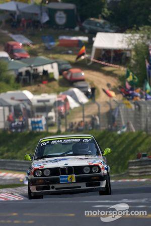 #178 BMW 318ti: Guido Wegner, Winfried Bernartz, Markus Schmickler, Guido Strohe