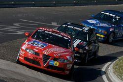 SRT-Altenburger-Destillerie-Racing Team Alfa Romeo GT : Werner Habermehl, Dietrich Hueck, Olivier Muytjens