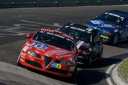 #265 SRT-Altenburger-Destillerie-Racing Team Alfa Romeo GT: Werner Habermehl, Dietrich Hueck, Olivier Muytjens