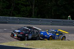 Seat Leon Cupra R : Edgar Berners-Schönleben, Ton Verkoelen, Henk Thijssen, Frank van Lewsel; ORMS Racing BMW Z4M : Marko Hartung, Stefan Neuberger, Frank Engstler