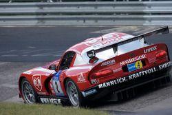 Zakspeed Dodge Viper GTS-R : Sascha Bert, Tom Coronel, Christophe Bouchut, Duncan Huisman