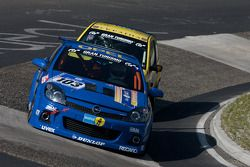 #103 Kissling Motorsport Opel Astra GTC: Frank Klaas, Marcus Schurig, Jochen Öbler, Alex Hoffman